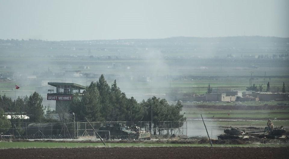 IŞİD'den Azez'e saldırı!