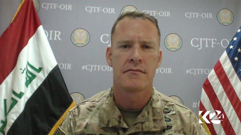 Koalisyon Sözcüsü Dillon: Irak ve Suriye'den çıkmayacağız