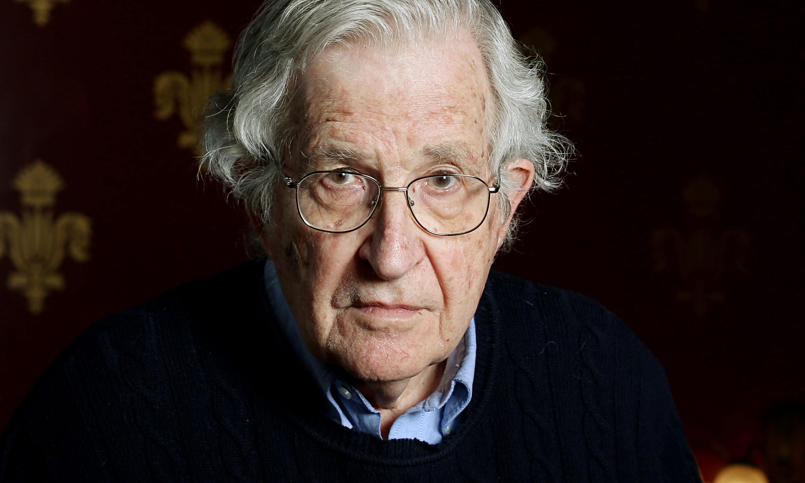 Chomsky'den Afrin çağrısı: Türkiye'nin saldırısını önleyin!