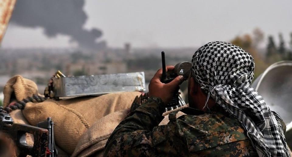 YPG-YPJ işgal girişimini püskürttü