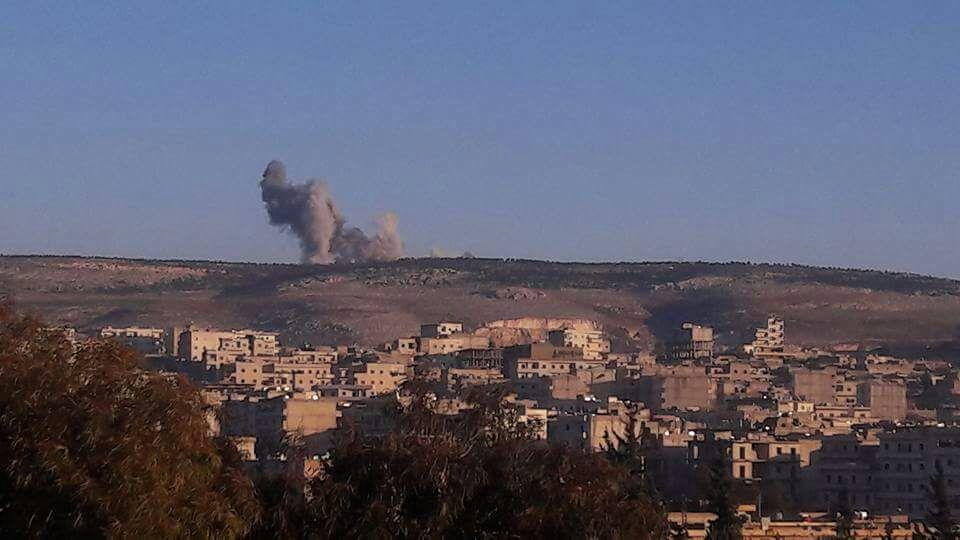 Suriye'den Afrin açıklaması: Güçlü şekilde kınıyoruz