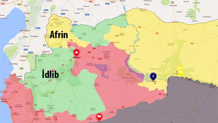 Türkiye-Rusya pazarlığı netleşiyor: Suriye ordusu İdlib'in doğusunda Fetih-el Şam'ı kuşattı!