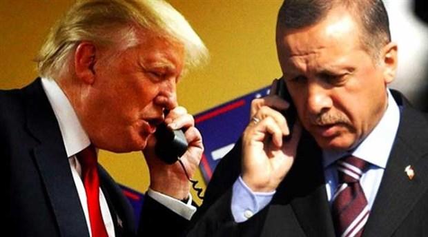 Erdoğan-Trump görüşmesine dair Beyaz Saray'dan açıklama