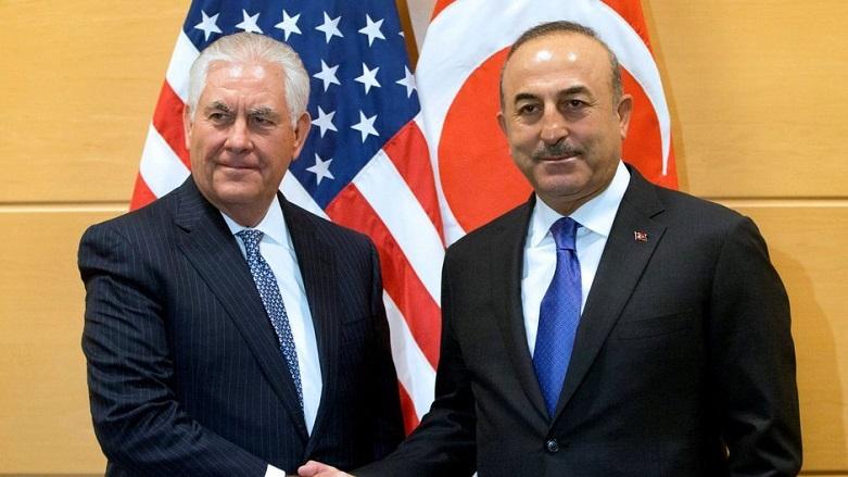 Tillerson'dan Ankara'ya '30 kmlik güvenli hat' önerisi