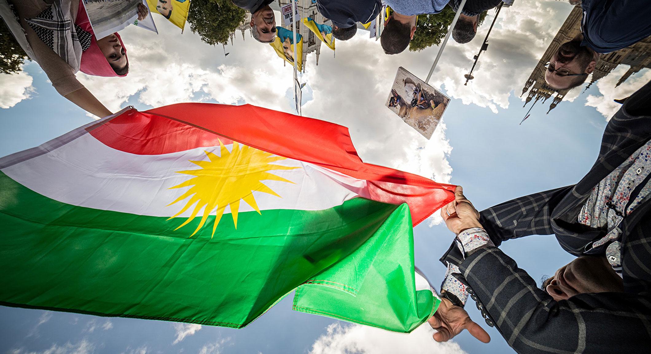 Birleşik Krallık Kürdistan Diasporası'ndan açıklama