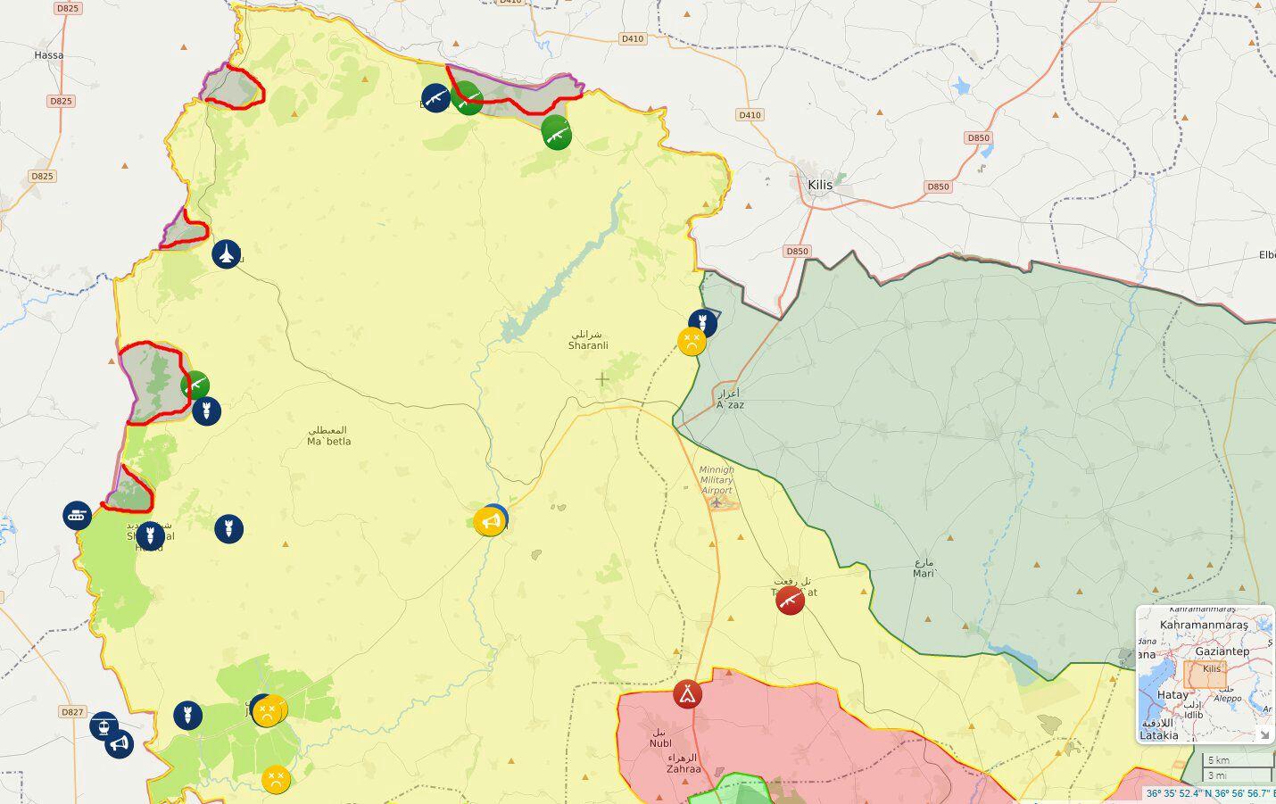 ENKS'den Almanya'ya Afrin Çağrısı: Operasyonu durdurun!