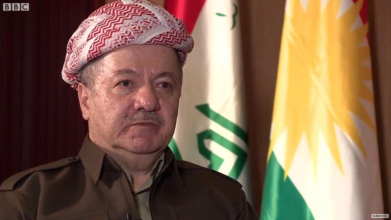 Başkan Barzani BBC'ye konuştu: Savaş çözüm değil