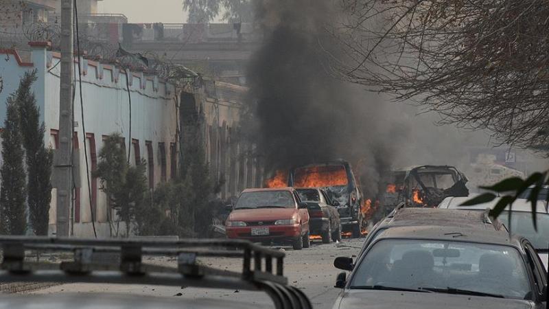 Kabil'de bombalı saldırı: 40 ölü, 120 yaralı