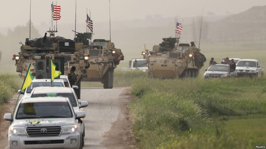 Le Figaro: ABD ve Fransa, Suriye'de Kürt bölgelerini diplomatik olarak tanımaya gidiyor