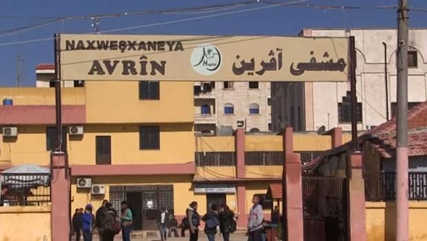 Efrin'e atılan 2 roket 12 sivili yaraladı
