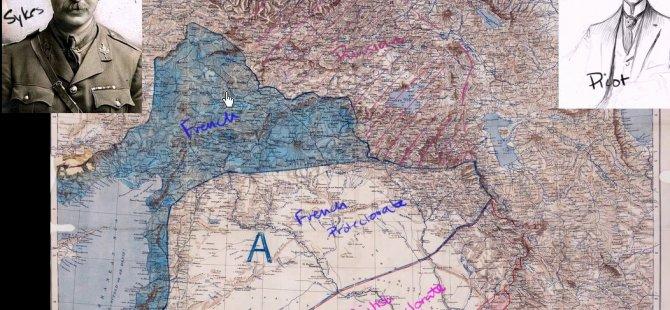 """Barzani: """"Sykes-Picot anlaşması artık geçerliliğini yitirdi"""""""