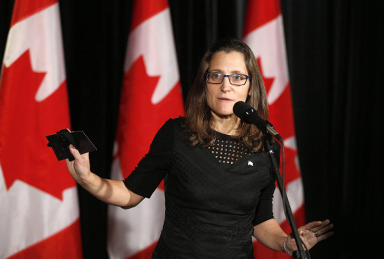 Kanada'dan Afrin açıklaması: Sivil ölümlerini takipteyiz, derin kaygı yaşıyoruz