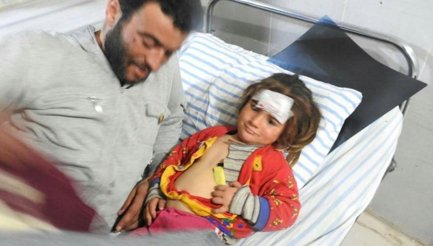 Afrin'de bilanço ağırlaşıyor: 14 günde 150 sivil öldü!