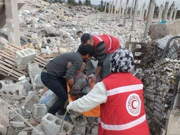 SMDK: Afrin'de Sivil ölümler araştırılmalı