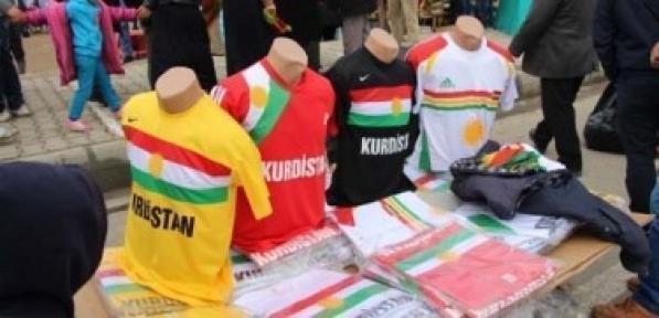 Kürdistan formasına hapis cezası