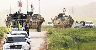 ABD konvoyunun Rojava'ya geçtiği iddia edildi
