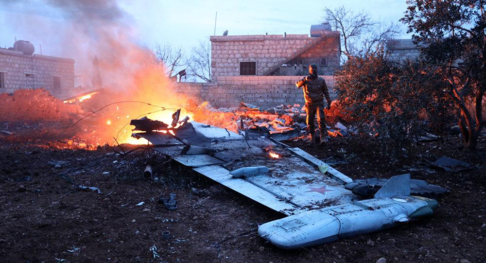 Rus basını: Uçağımızı Türkiye destekli militanlar düşürdü!