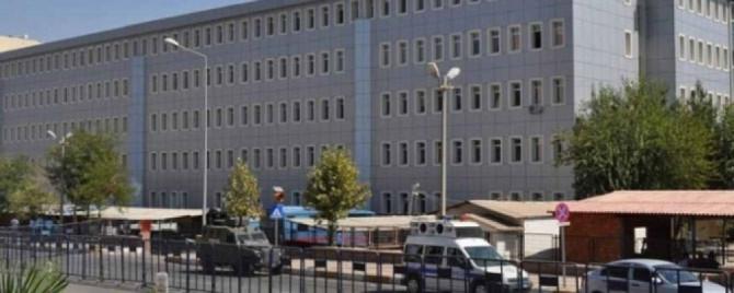 Diyarbakır Adliyesi önünde eylem yasağı