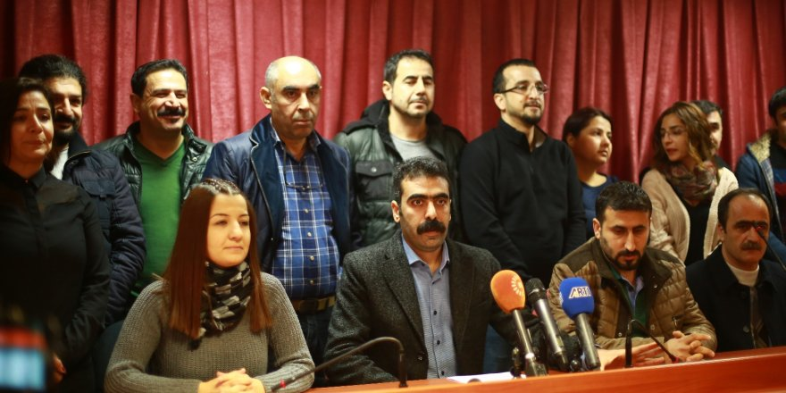KESK, DİSK TMMOB'dan TTB'ye Destek Açıklaması