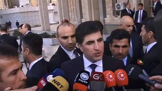 Başbakan Barzani'den seçim açıklaması
