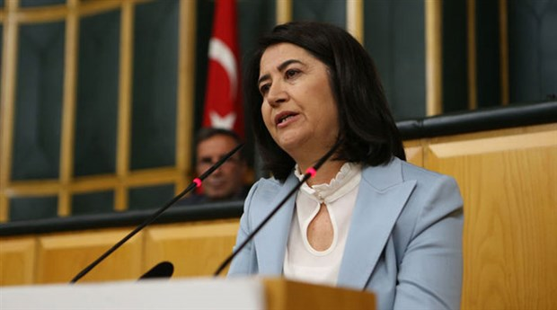 HDP Eş Genel Başkanı Serpil Kemalbay hakkında gözaltı kararı