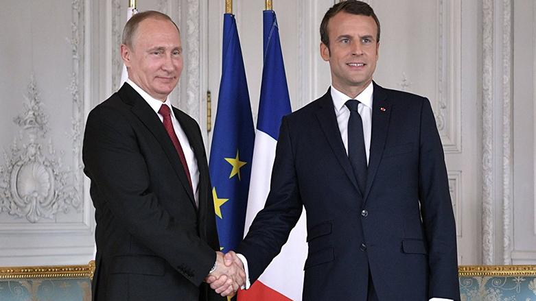 Putin ve Macron telefonda görüştü: Macron Rusya'ya gidiyor