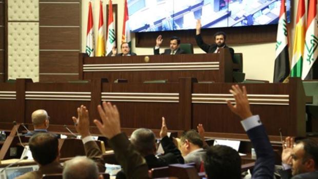 Kürdistan Parlamentosu'ndan Afrin'e heyet
