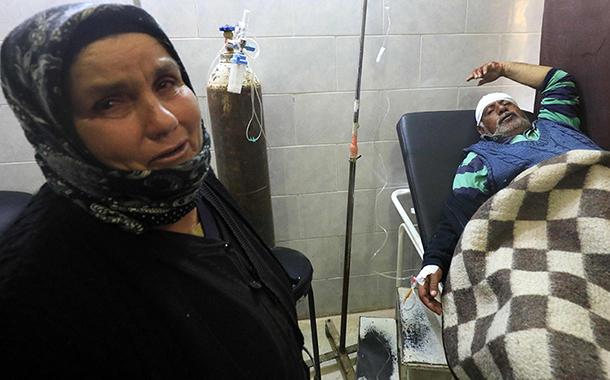 """""""Efrin'deki merkez hastanede ilaçlar tükenmek üzere"""""""