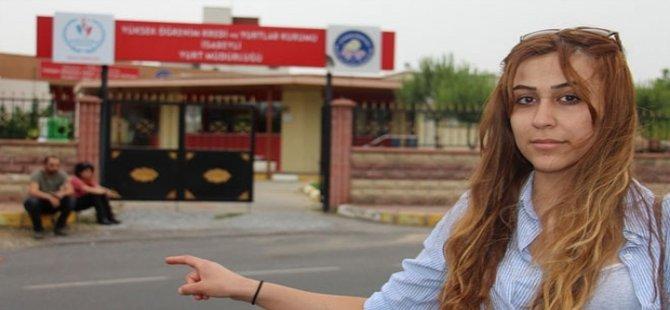 Türkçe bilmeyen ailesiyle Kürtçe konuştu; bursu kesildi
