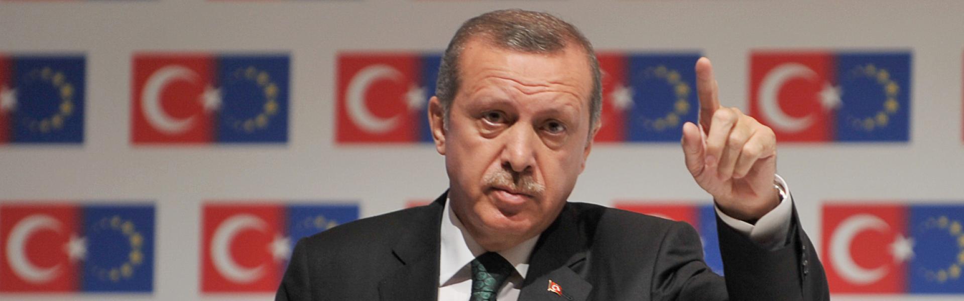 Erdoğan'dan ABD'ye: Osmanlı tokatı yememişsiniz!