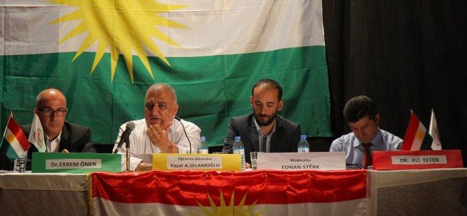 """"""" Sykes-Picot Kürtler soykırımın zemini olmuştur'"""
