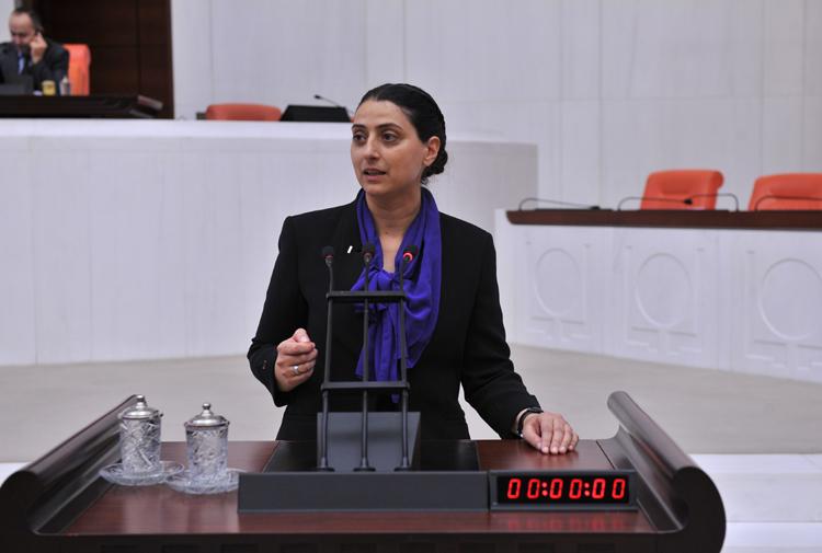 Kürt dili üzerindeki baskılara dikkat çeken HDP, Meclis Araştırması istedi