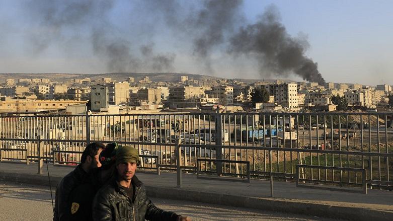 Pentogan'dan Afrin açıklaması: DAİŞ'le mücadeleyi olumsuz etkiliyor