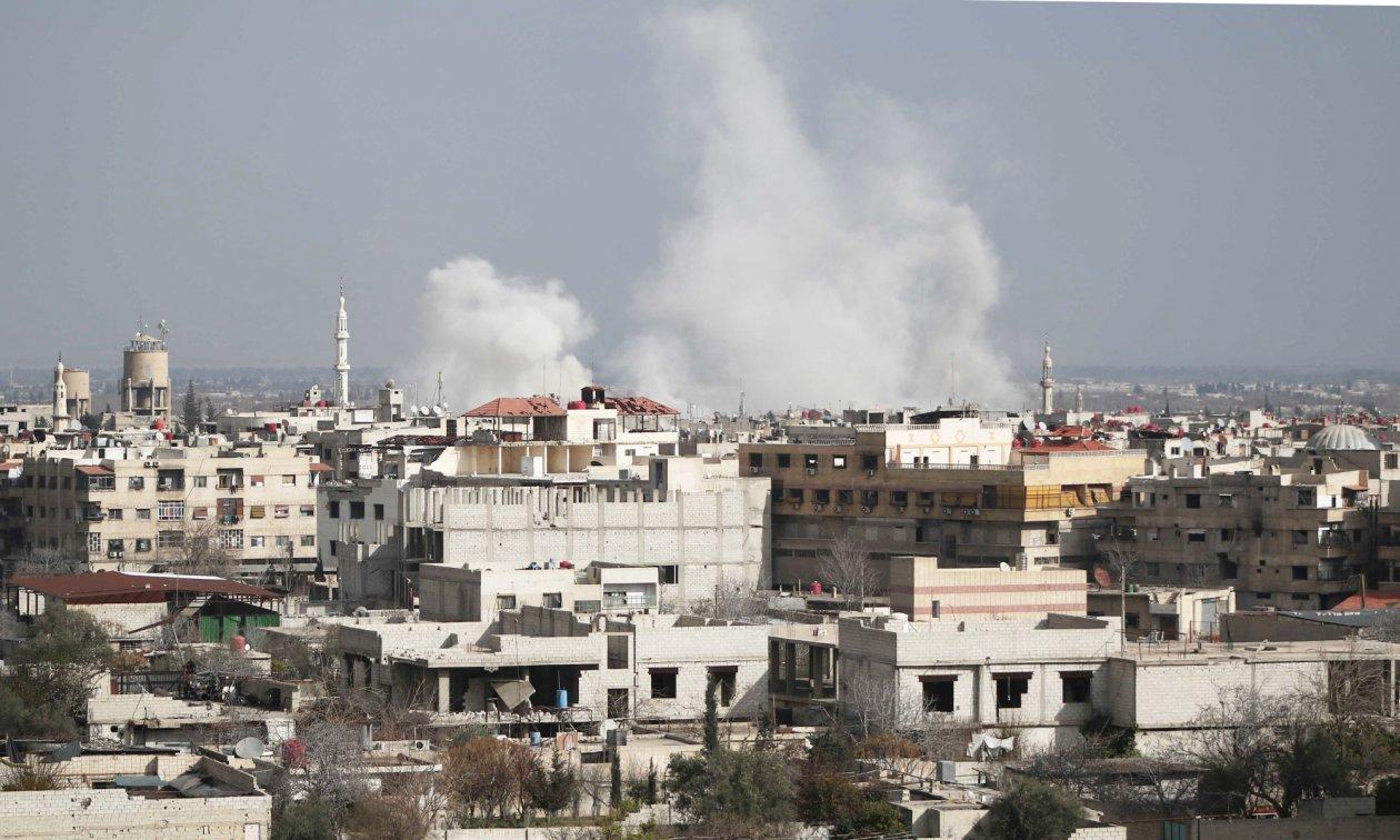 Suriye: Afrin'de çatışmalar, Doğu Guta'da bombardıman-Avrupa Basını ne diyor?