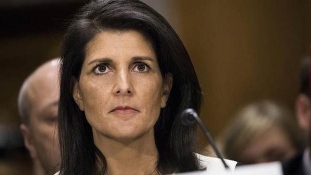 ABD: Suriye'de hükümet güçlerine karşı askeri güç kullanabiliriz