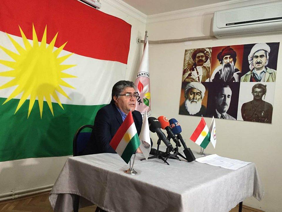 PAK Diyarbakır'da Basın Toplantısı Gerçekleştirdi
