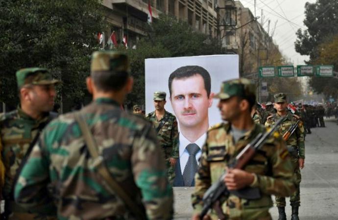 Esad rejimi ÖSO mensupları için af çıkarttı