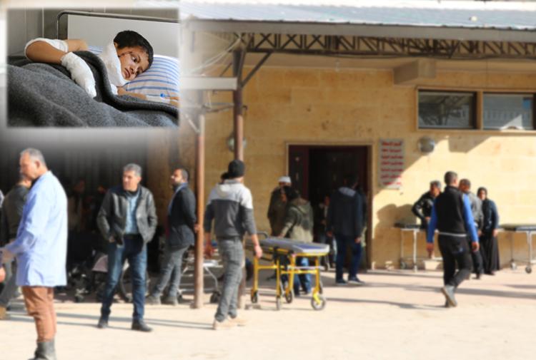 """""""Afrin'de bir çocuk hayatını kaybetti"""""""