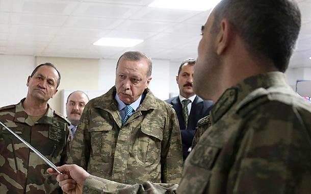 Erdoğan, 372 köyün bulunduğu Afrin'de bin köyün ele geçirildiğini söyledi