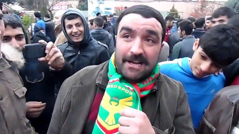 Diyarbakır'ın sembol delisi Sakızcı Memo gözaltına alındı