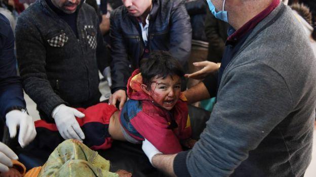 Türkiye'den ABD'ye: Ateşkes Afrin'i kapsamıyor