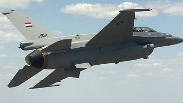 IŞİD yine sahnede...Savaş uçakları Kerkük çevresini bombaladı!