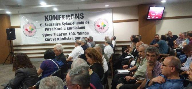 İzmir'de Sykes-Picot konferansı