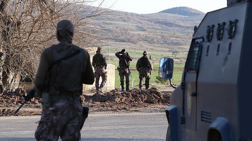 Amed'de 117 köy ve mezrada sokağa çıkma yasağı