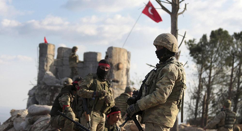 Afrin'de şiddetli çatışmalar