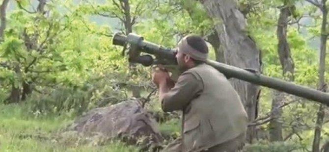 PKK'nin helikopter düşürdüğünü TSK de itiraf etti