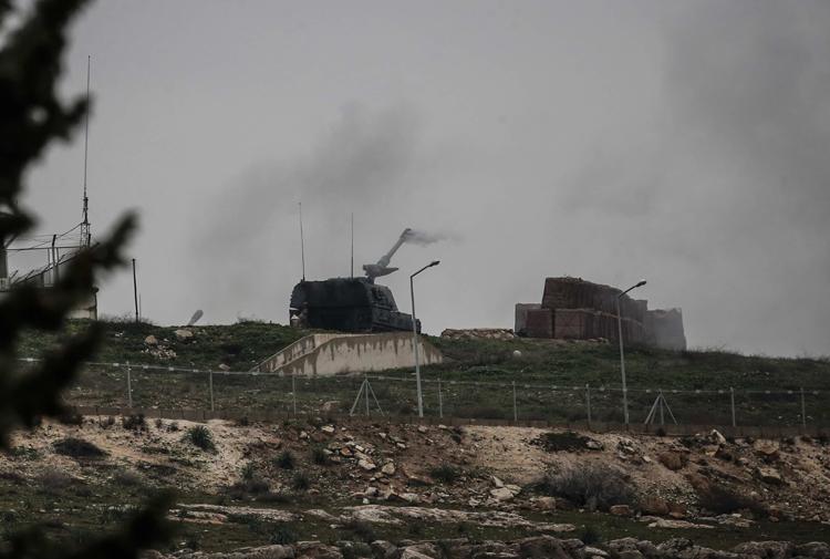YPG'den, hedef alınan Suriye ordu birliklerine bağlı güçlerle ilgili açıklama