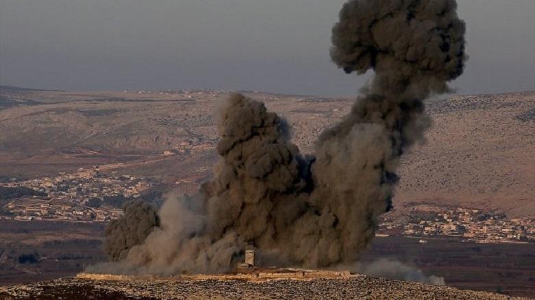 SOHR: Türk savaş uçakları rejim güçlerini vurdu, en az 36 ölü!