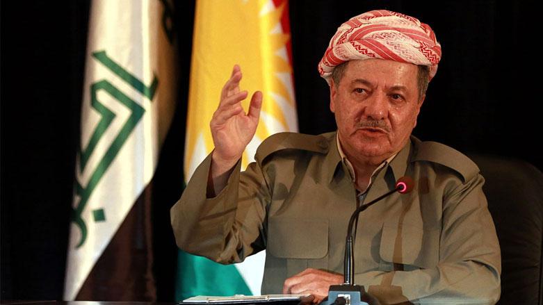 Başkan Barzani: Irak'ın bu kararına karşı ortak tavır gerekli