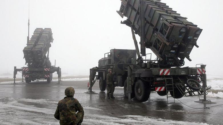 ABD ve İsrail'den hava ve füze savunması tatbikatı!